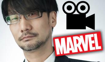 Hideo Kojima : le créateur de Metal Gear et Death Stranding aimerait réaliser un film Marvel