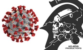 Coronavirus : un développeur de Kojima Productions testé positif, le studio prend ses mesures