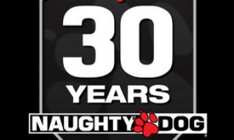 Naughty Dog : une vidéo pour célébrer le 30ème anniversaire du studio