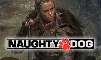 Naughty Dog : un jeu médiéval-fantastique sur PS5 ? Voici les premières images d'ébauche !