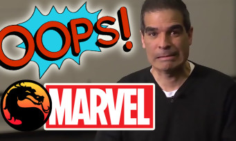 When Ed Boon (Mortal Kombat) confesses face-to-face to being contacted by Marvel for a fighting game