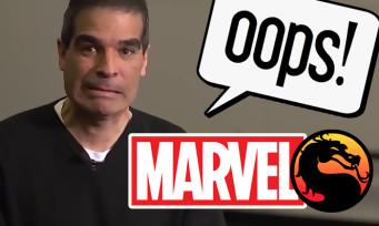 Quand Ed Boon (Mortal Kombat) avoue face-caméra avoir été contacté par Marvel pour un jeu de baston
