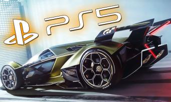 """Gran Turismo : les développeurs intéressés par le 120FPS sur PS5, """"voire du 240FPS"""""""