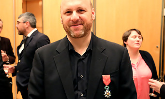 David Cage, Légion d'Honneur : découvrez son discours