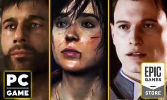 Quantic Dream : les versions PC d'Heavy Rain, Beyond et Detroit trouvent date