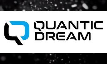 Quantic Dream : le studio français se lance dans l'édition de jeux vidéo