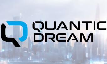 """Quantic Dream : le studio travaille actuellement sur plusieurs jeux, des projets """"très excitants"""""""