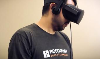 Respawn : les créateurs de Titanfall travaillent sur un jeu VR exclusif Oculus Rift