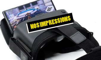 REXR : jouer à tous les jeux PC en VR, une techno loin d'être prête, nos explications
