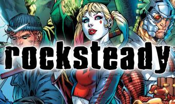 Suicide Squad : serait-ce le prochain jeu de Rocksteady, le studio derrière les Batman Arkham ?