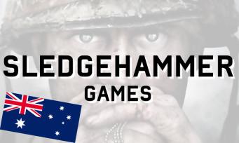 Sledgehammer : les créateurs de Call of Duty WW2 ouvrent un nouveau studio en Australie
