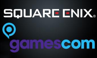 gamescom 2016 : Square Enix dévoile son line-up pour le salon allemand