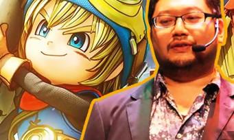 Square Enix : créateur de Dragon Quest Builders, Kazuya Niinou quitte la firme