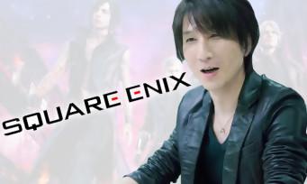 Square Enix : le designer de Devil May Cry 5 recruté pour un énorme action-RPG secret