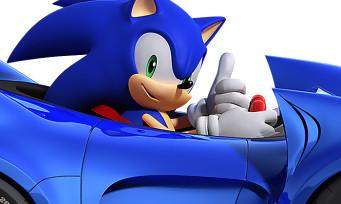 Un nouveau Sonic & All-Stars Racing en développement ? Des indices sèment le trouble