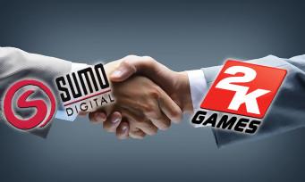 Sumo Digital : le studio derrière Team Sonic Racing fait équipe avec 2K pour des jeux non annoncés