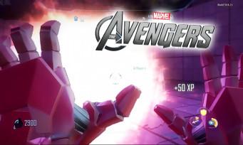 Avengers : un FPS était en développement, en voici dix minutes de gameplay