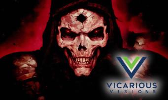 Vicarious Visions (Skylanders, Crash Bandicoot) merges with Blizzard: Diablo 2 remake in progress?