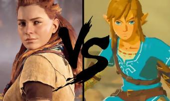 En France, Horizon Zero Dawn se vend mieux que Zelda Breath of the Wild