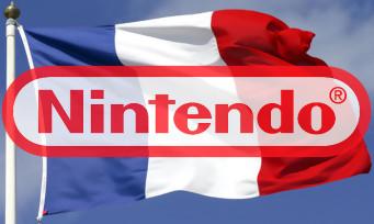 Charts France : rien n'a bougé, Nintendo poursuit sa domination la plus totale