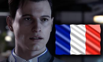 Charts France : Detroit Become Human et ses androïdes prennent le pouvoir