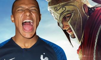 Charts France : malgré d'excellentes ventes, Assassin's Creed Odyssey reste derrière FIFA 19