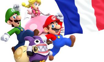 Charts France : Mario reprend le pouvoir cette semaine !
