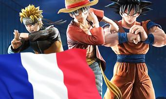 Charts France : Jump Force est la meilleure vente de la semaine !