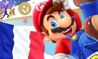 Charts France : New Super Mario Bros. U Deluxe premier, la Switch écrase la concurrence