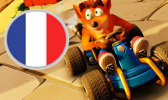 Charts France : Crash Team Racing impose sa popularité, voici le Top 5 de la semaine