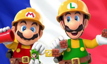 Charts France : Super Mario Maker 2 remonte sur le trône, Nintendo domine toujours