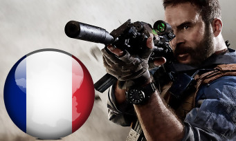 Charts France : Call of Duty Modern Warfare fait carton plein !