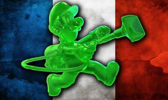 Charts France : Nintendo domine toujours la concurrence, Luigi's Mansion 3 en tête