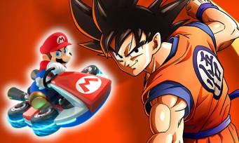 Charts France : Dragon Ball Z Kakarot toujours au top, Nintendo ramasse le reste