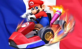 Charts France : Mario Kart 8 Deluxe continue son règne sans partage