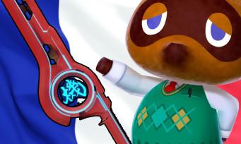 Charts France : Nintendo et Xenoblade Chronicles Definitive Edition dominent le classement