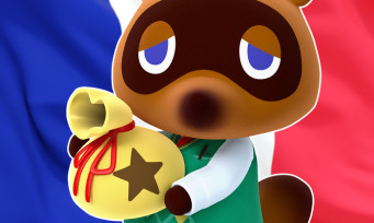 Charts France: Animal Crossing New Horizons takes back the lead for early 2021