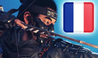 Charts France : Ghost of Tsushima règne en maître, Nintendo encerclé par Jin Sakai