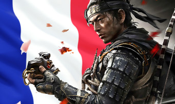 Charts France: Ghost of Tsushima makes a sensational comeback, here are the Top 5 of the week