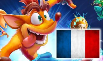 Charts France : Crash Bandicoot 4 prend le pouvoir, trois jeux Switch dans le Top 5