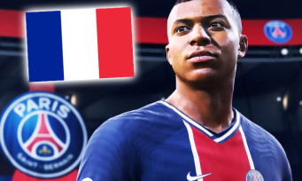 Charts France: FIFA 21 largely dominates the field, Animal Crossing and Crash 4 exceeded