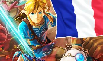 Charts France : Hyrule Warrior prend la tête du classement devant Call of Duty