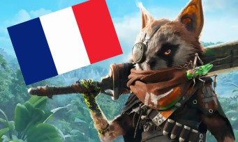 Charts France: Biomutant in the lead, Nintendo wins the rest!