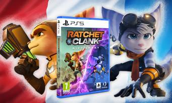 Charts France : c'est Ratchet & Clank PS5 qui mène la danse, la semaine du changement