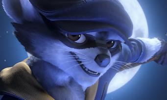 Sly Cooper : un film d'animation prévu pour 2016