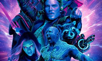 Les Gardiens de la Galaxie 2 : un concours pour gagner des Blu-ray, des DVD et plein de goodies