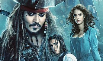 Concours Pirates des Caraïbes La Vengeance de Salazar : on vous fait gagner des Blu-ray, des DVD et plein de goodies