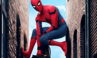 Concours Spider-Man Homecoming : on vous fait gagner des Blu-ray et des DVD du film