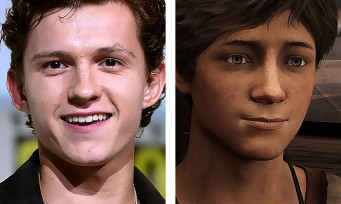 Uncharted Le film : Tom Holland (Spider-Man) se prépare à incarner le jeune Nathan Drake