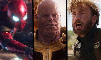 Avengers Infinity War : analysons le premier trailer où Thanos déboîte Iron-Man et Spider-Man